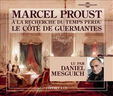 LE CÔTÉ DE GUERMANTES - À LA RECHERCHE DU TEMPS PERDU 3 - MARCEL PROUST