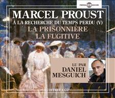 LA PRISONNIÈRE - LA FUGITIVE - À LA RECHERCHE DU TEMPS PERDU 5 - MARCEL PROUST