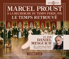 LE TEMPS RETROUVÉ - À LA RECHERCHE DU TEMPS PERDU VOL.6 - MARCEL PROUST