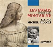 MONTAIGNE - LES ESSAIS - LIVRES I, II & III
