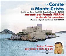 LE COMTE DE MONTE CRISTO - PAR FRANCIS PERRIN ET 30 COMEDIENS