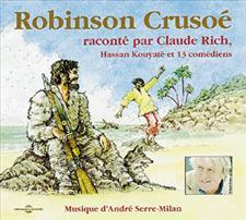 ROBINSON CRUSOE, D'APRÈS DANIEL DEFOE