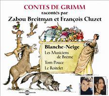 BLANCHE NEIGE -LES MUSICIENS DE BOHEME -TOM POUCE -LE ROITELET