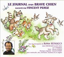 LE JOURNAL D'UN BRAVE CHIEN d'OLIVIER COHEN