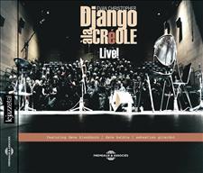 DJANGO À LA CRÉOLE - LIVE ! - EVAN CHRISTOPHER