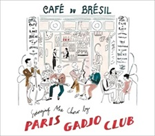 SWINGING THE CHORO BY PARIS GADJO CLUB