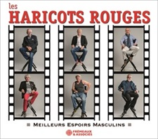 LES HARICOTS ROUGES - MEILLEURS ESPOIRS MASCULINS