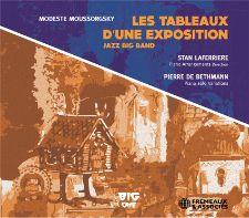 LES TABLEAUX D'UNE EXPOSITION JAZZ BIG BAND (M. MOUSSORGSKI)