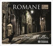 ROMANE - SOIR DE TROTTOIR
