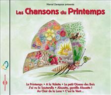 LES CHANSONS DU PRINTEMPS - MARCEL ZARAGOZA