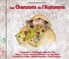 LES CHANSONS DE L'AUTOMNE - MARCEL ZARAGOZA