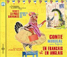 ANTOINETTE LA POULE SAVANTE (CONTE MUSICAL POUR ENFANTS)