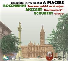 BOCCHERINI - MOZART - SCHUBERT