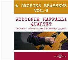 A GEORGES BRASSENS VOL 2