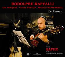 RODOLPHE RAFFALLI - LE RETOUR