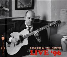 RODOLPHE RAFFALLI QUARTET LIVE '96